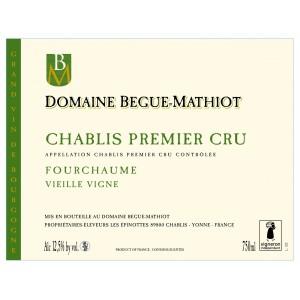 Chablis Premier Cru Fourchaume Vieille Vigne