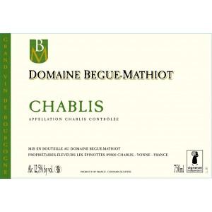 Begue-Mathiot Chablis