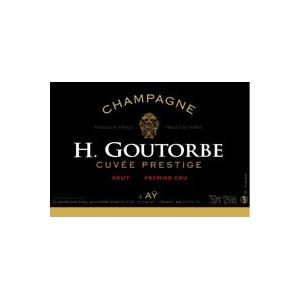 Champagne Henri Goutorbe Cuvée Prestige demi