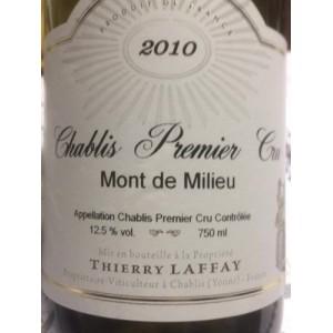 Laffay Thierry Chablis 1 er Cru Mont de Milieu