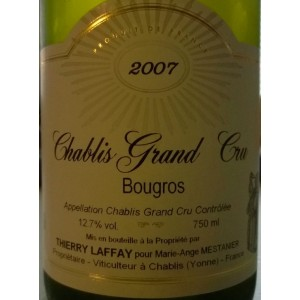 Laffay Thierry Chablis Grand Cru Bougros