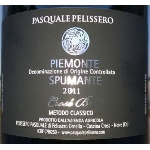 Pasquale Pelissero Spumante Crose Brut