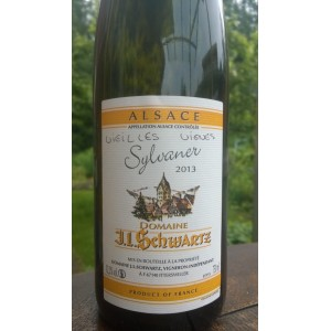 J-L Schwartz Sylvaner Vieilles Vignes