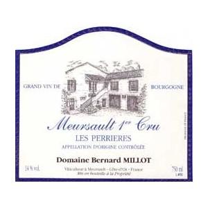 """Meursault Premier Cru """"Les Perrières"""""""