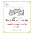 Ch Tour Grand Faurie vertical tasting