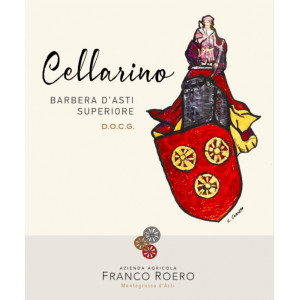 "Franco Roero Barbera d'Asti Superiore ""Cellarino"""