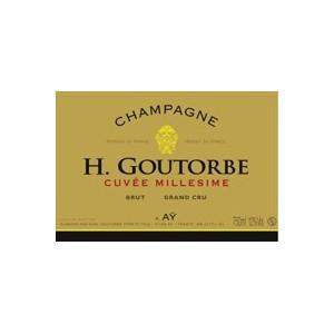 Champagne Henri Goutorbe Cuvée Millesime